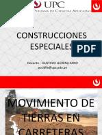 Clase 04 - Obras Especiales-Carreteras