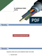 1-Alokasi Core Jaringan Fiber Optik