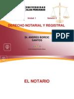 2. El Notario