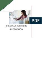 10.- Manual Del Proceso de Fabricacion