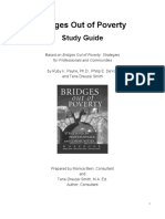 Study Guide Bridges Out of Poverty