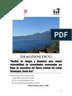 Diagnostic Og Estion Riesgo