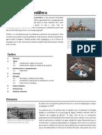 Plataforma_petrolífera