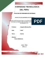 Sistema Georeferenciados Para Localizar Información Geográfica Útil Para Los Turistas a Nivel Nacional, Hoteles, Comercios, Restaurantes, Etc. Tesis