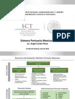 14 Sistema Portuario Mexicano