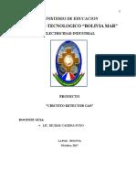 Detector de Monoxido