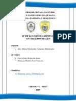 Informe de Los Antiretrovirales Doc.