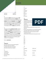 Soluções Libro Espanol A2