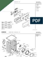 Siemens Siwamat XlM 972
