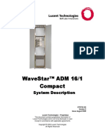 Wavestar ADM 16.1 Compacto Manual