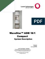 Wavestar ADM 16.1 Compacto Manual