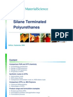 Silane Terminated Polyurethanes 2009-09-07