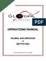 Global Operations Manual