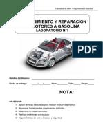 Guía N°1 Motor a Gasolina