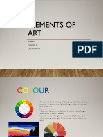 visual art assignment 2