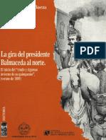 07, 2001, Sagredo, Rafael, La Gira de Balmaceda