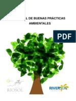 Manual de Buenas Practicas Medioambientales