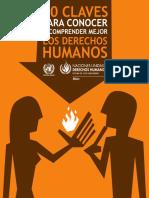 20 Claves Para Comprender Los Derechos Humanos