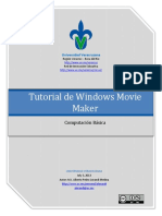 Manual Windows Movie Maker
