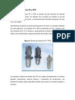 Bombas de Inyección PF, PFR y PFE