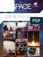 The Space Report 2016