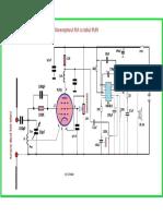 Radioreceptorul FM Cu PL95