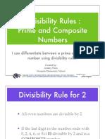 Edutopia Stw Mesquite Diffinstruc Lessonplansrubric Reteach Divisibilityrulekeynote
