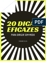 eBook 20 Dicas Eficazes Para Dirigir Sem Medo