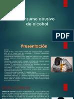 Consumo Abusivo de Alcohol