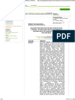 analisa faktor organisasii capital yogya.pdf