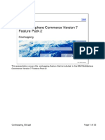 IBM WebSphere Commerce Version 7 Feature Pack 2