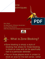 Zone Blocking Power Point