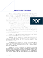 Reteaua de telecomuniatii.doc