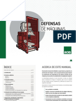 Manual Defensas de Maquinas