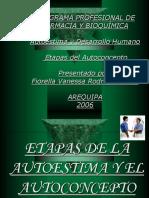 Etapas Del Autoconcepto