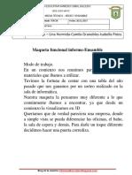 Maqueta Funcional Informe-redes