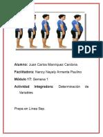 M17 S1 AI2 Definición de Variables