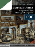 [Victoria E. Rimell] Martial's Rome Empire