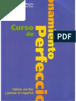 Curso de Perfeccionamiento - Concha Moreno