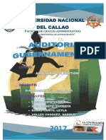 Auditoria Gubernamental (Monografia)Word
