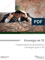 Planejamento Estratégico de TI