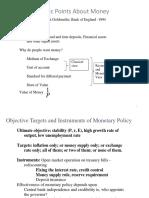 0 Política Monetaria