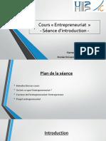 Cours 01_Entrepreneuriat