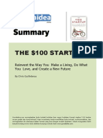 The 100 Startup-Chris Beauleau
