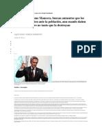 Aumento de Sueldos Un Incentivo Perverso Sergio Sarmiento