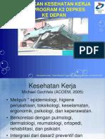 KEBIJAKAN KESEHATAN KERJA DAN PROGRAM K2.ppt