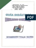 Legislacion Laboral (II Periodo)