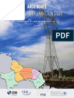 Arco Norte Electrical Interconnection Study Component II Pre Feasibility Study
