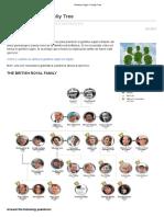 25. Genitivo Sajón -Family Tree