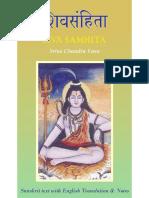 SivasamhitaWithEnglishTranslation SrisaChandraVasu1914.PDF